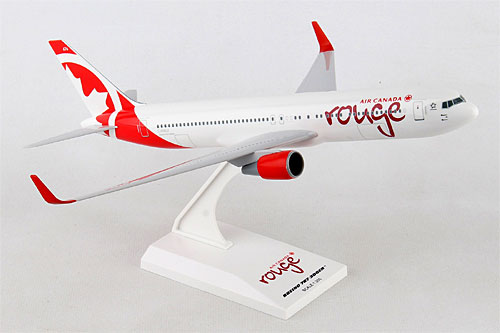 Airplane Models: Air Canada - rouge - Boeing 767-300 - 1/200 - Premium  modell