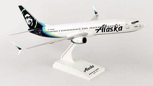 Alaska Airlines Boeing 737 800 1 130 Premium Model