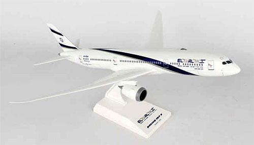El Al - Boeing 787-9 - 1/200 - Premium model - Airplane Models