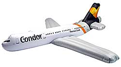 Inflatable Condor Boeing 767