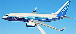 Boeing - House Color - Boeing 737-700 - 1/200