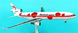 Martinair Cargo - MD11F - 1/200 - Premium model