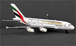 Emirates A380 Die Cast Toy Model